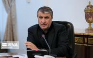 وزیر راه: آسمان ایران جزو امنترین مناطق پروازی جهان است