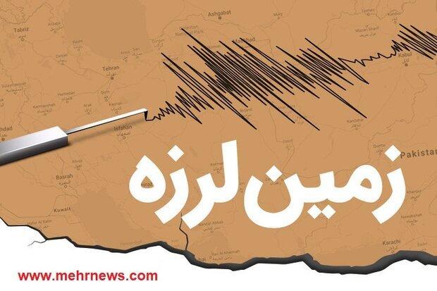 شهر ویس خوزستان لرزید