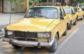 مشمولان طرح نوسازی تاکسیهای فرسوده برای ثبت درخواست خود مراجعه کنند