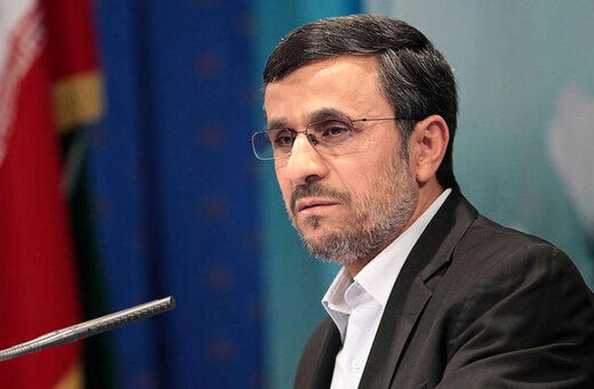 جدیدترین اظهارات احمدی نژاد علیه مجلس