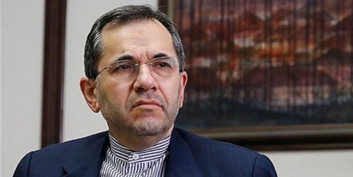 تخت روانچی: ایران آماده مبادله همه زندانیان با آمریکا است اما واشنگتن این پیشنهاد را قبول نکرده / گام نخست برجامی را دولت بایدن باید بردارد