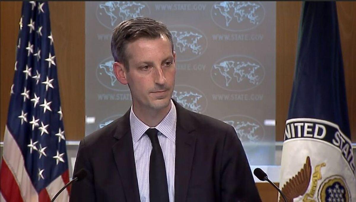 سخنگوی وزارت خارجه آمریکا: ایران به نداشتن سلاح اتمی متعهد است