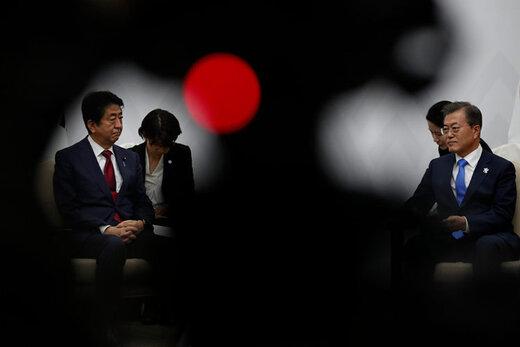 هشدار ژاپن به کرهجنوبی  |  مصادره اموال ما نقض قوانین بینالملل است.