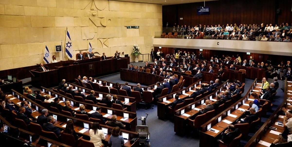 رئیس پارلمان اسرائیل: جلسه رای گیری برای کابینه جدید روز یکشنبه برگزار می شود