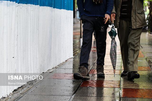 کاهش ۴۱ درصد بارشها در کشور
