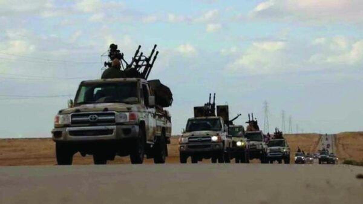 ۳۱ کشته در حمله داعش به کاروان نظامی در نیجریه