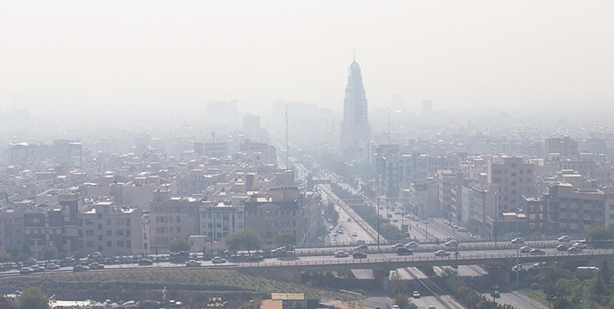 آلاینده  آلودگی هوای تهران تنها مازوت نیست.
