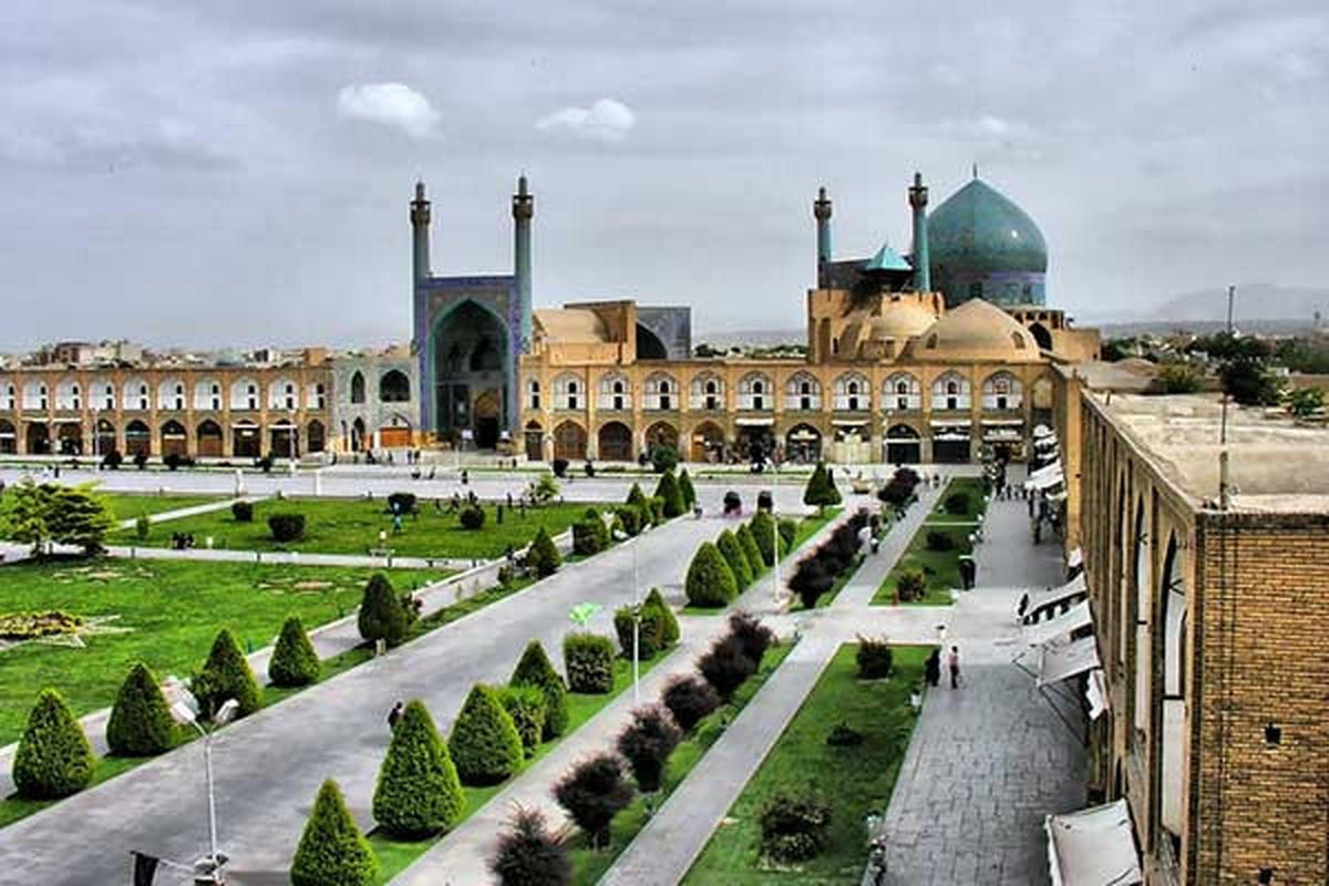 قرنطینه شهرهای گردشگری اصفهان