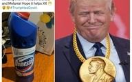 کرونا | توصیه آمریکایی ها به ترامپ  : مواد شوینده بنوش که معجزه می کند!