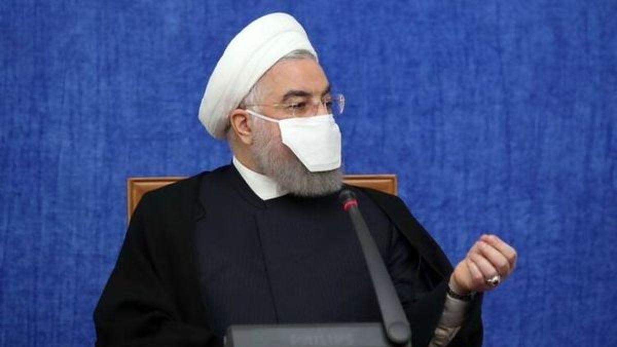روحانی: دولت تمام قد از حقوق مردم دفاع می کند