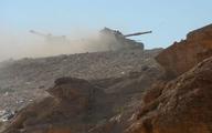 گشتزنی پهپادهای سپاه بر فراز مخفیگاه گروهک تروریستی