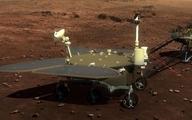 مریخنورد چین تا ساعاتی دیگر روی مریخ فرود میآید