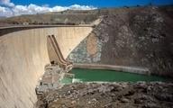 ٨۶ درصد از سد زاینده رود خالی است