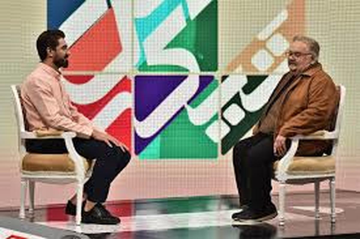 برنامه تلویزیونی | اکبر عبدی مهمان برنامه «چهل تیکه»