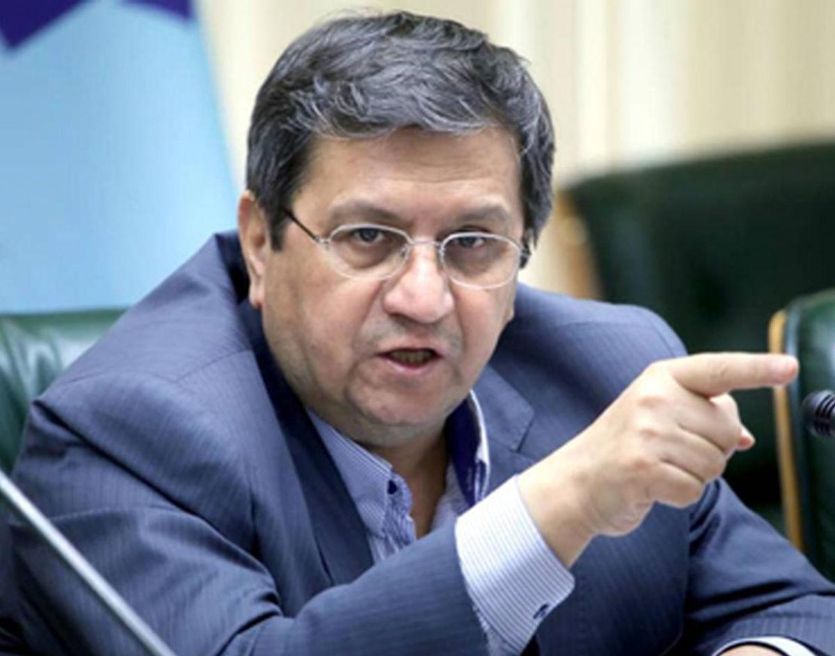 همتی با هیات کره ای درباره منابع مالی بلوکه شده ایران اتمام حجت کرد