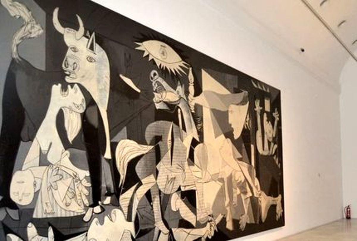 سازمان ملل   خروج پرده تابلوی مشهور پیکاسو از سازمان ملل