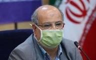 زالی:  وضعیت تهران زرد رنگ است