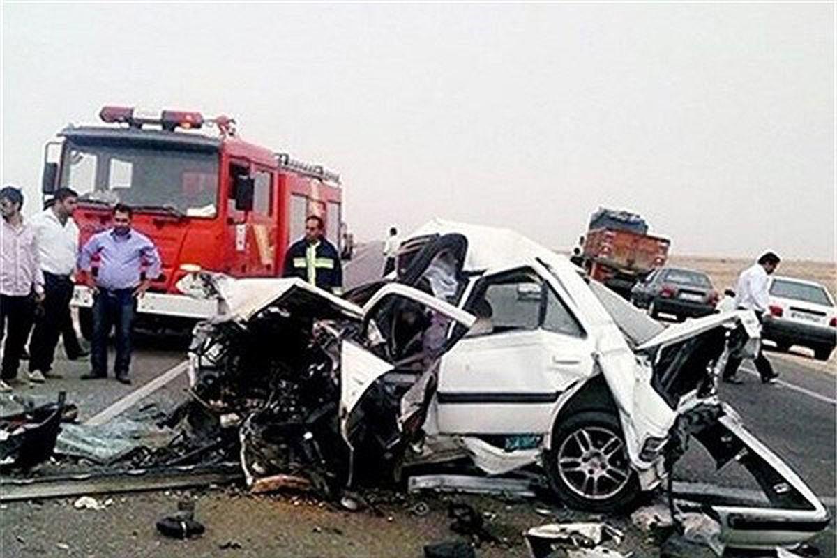 تلفات جادهای  | ماهانه  ۷۰ تهرانی جان خود را براثر تصادف ازدست میدهند