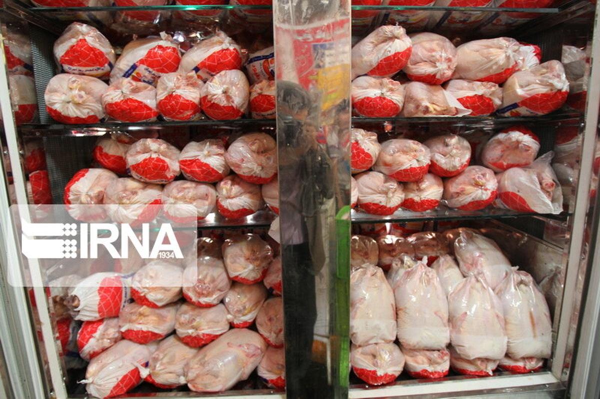 افزایش مراکز توزیع عمده گوشت مرغ در تهران به ۴ مرکز