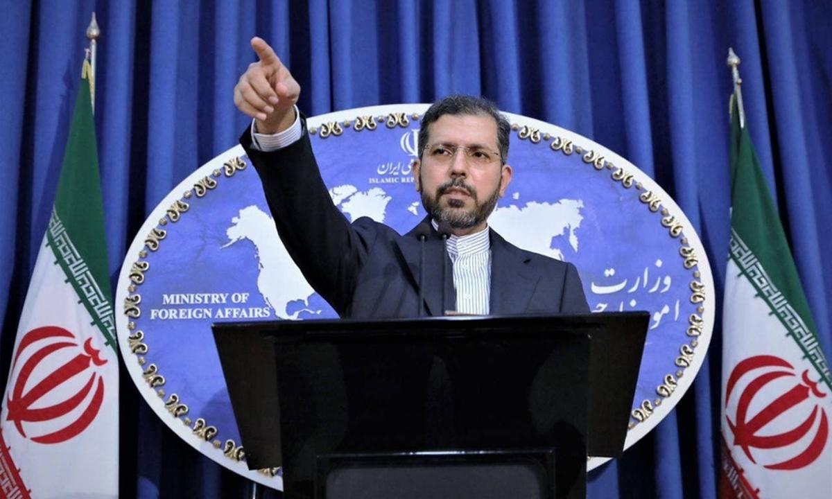 واکنش سخنگوی وزارت خارجه پس از تعدی به کنسولگری ایران در عراق