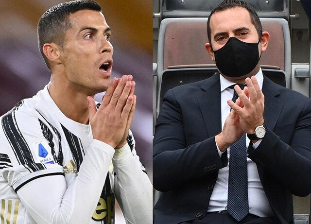 فوتبال  |  انتقاد دوباره وزیر ورزش ایتالیا از رونالدو