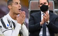 فوتبال  |  انتقاد دوباره وینچنزو اسپادافورا  از رونالدو