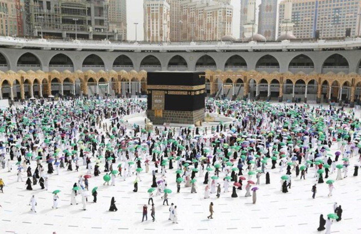 عربستان: ۱۰ میلیون عمرهگزار به این کشور آمدهاند