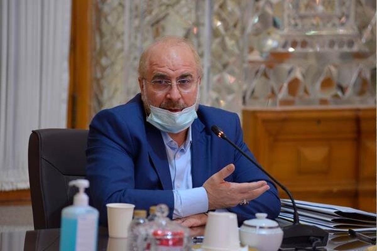قالیباف   |  روابط ایران و چین متأثر از تحول در سایر کشورها نبوده و نیست