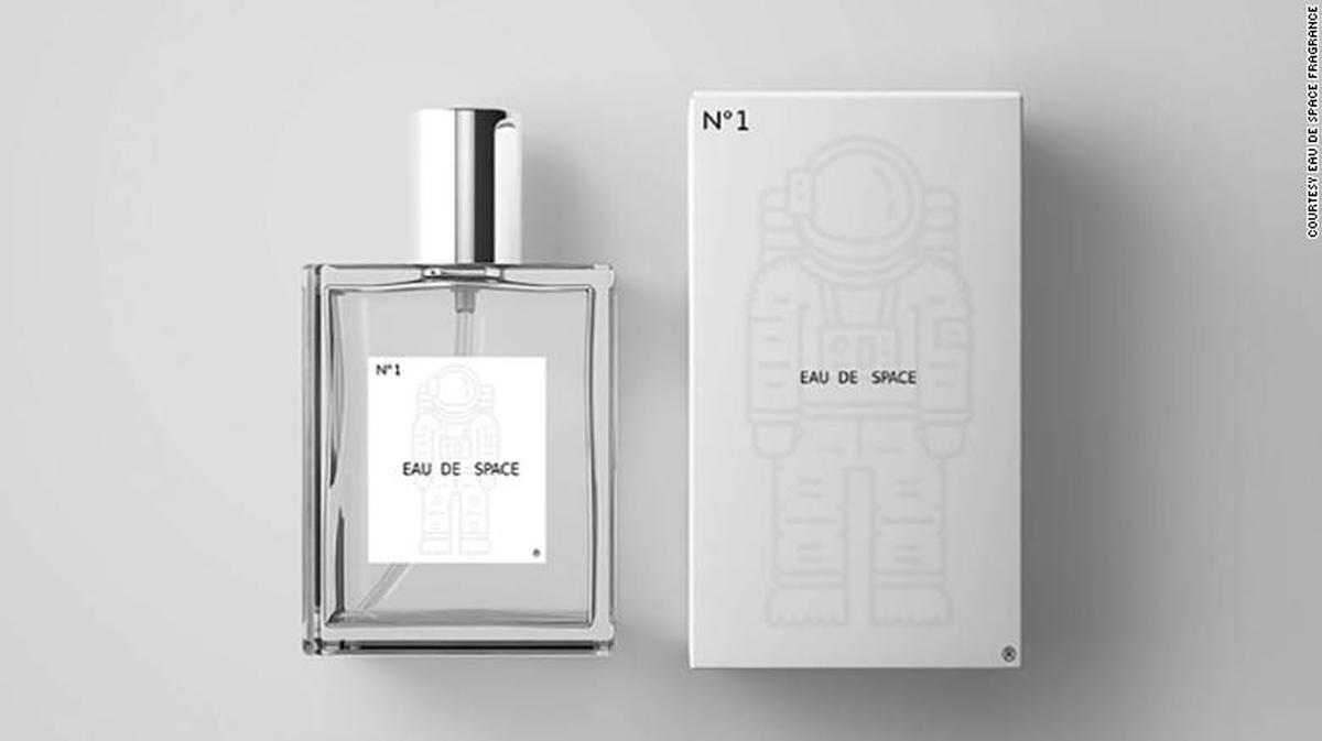 تولید عطری با بوی فضا