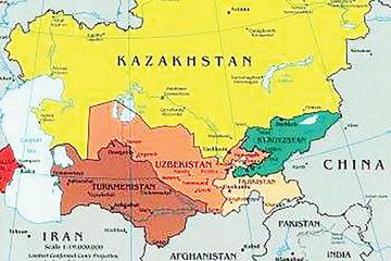 نقش پررنگ ایران در آسیای میانه