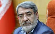 وزیر کشور:انتخابات خرداد ماه از نظر سیاسی مهم ترین حادثه سال ۱۴۰۰ است