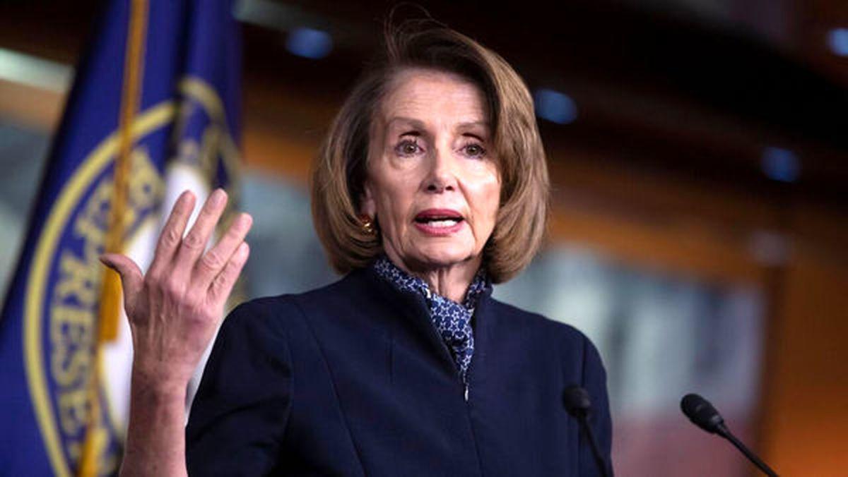 مجلس | پلوسی  :  دموکراتها فاتح سناهستند