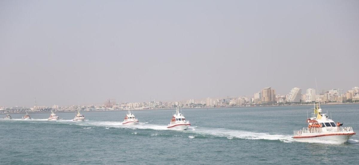 رزمایش کمربند امنیت دریایی ایران و روسیه، فردا در اقیانوس هند برگزار میشود