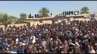 برگزاری ختم چندین هزار نفری در شوش     هر چه تلاش میکنیم، در تجمعات بر باد میرود