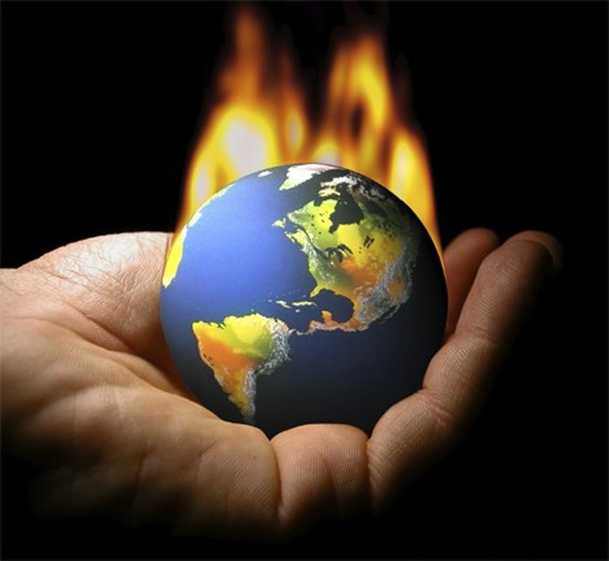 افزایش گرمای زمین به مرز جدیدی  برای یک دوره طولانی نزدیک میشود