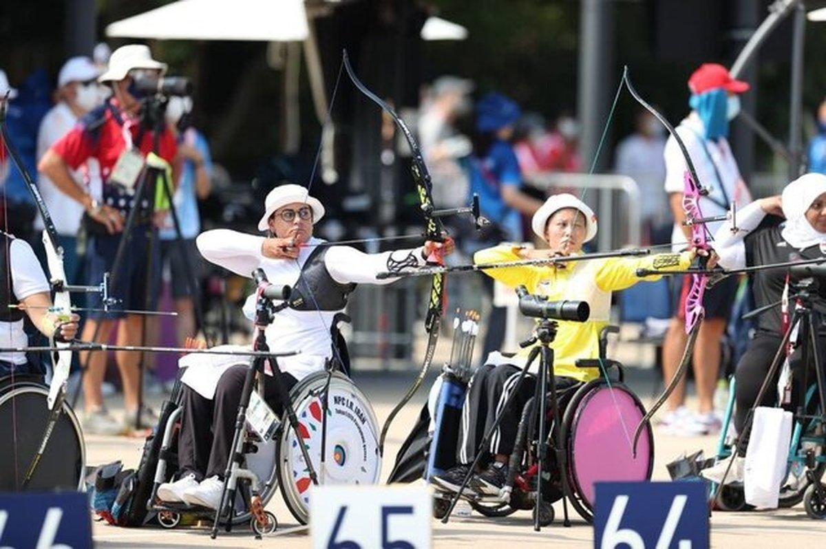 کماندار چینی رکورد پارالمپیک را شکست
