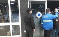 کنترل ویروس کرونا به فرودگاه ارومیه رسید