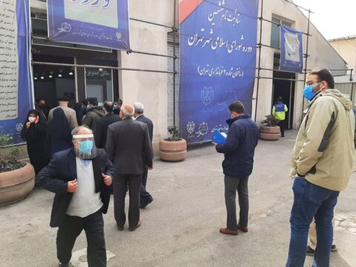 ثبتنام مهدی چمران و محمد سالاری در انتخابات شورای شهر تهران