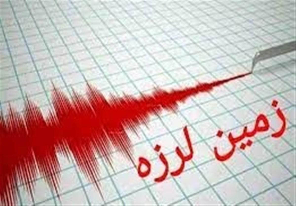 زمین لرزه در بندر چارک رخ داد