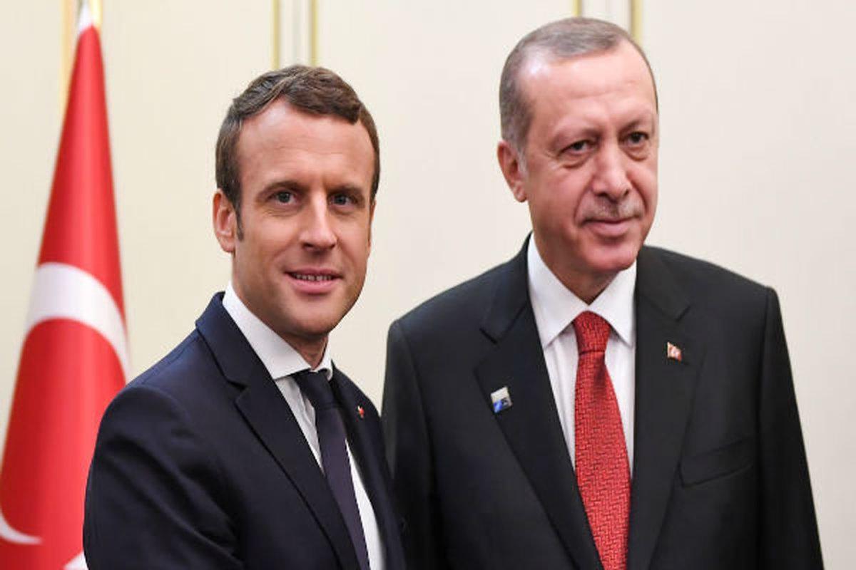 انتخابات  | مکرون به ترکیه هشدارداد