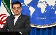 توییت سخنگوی وزارت خارجه درباره دیدار مورفی با ظریف