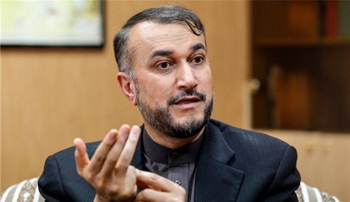 امیرعبداللهیان   |   نگاه روحانی به آمریکا ویژه است، به واشنگتن گفته «کدخدا»