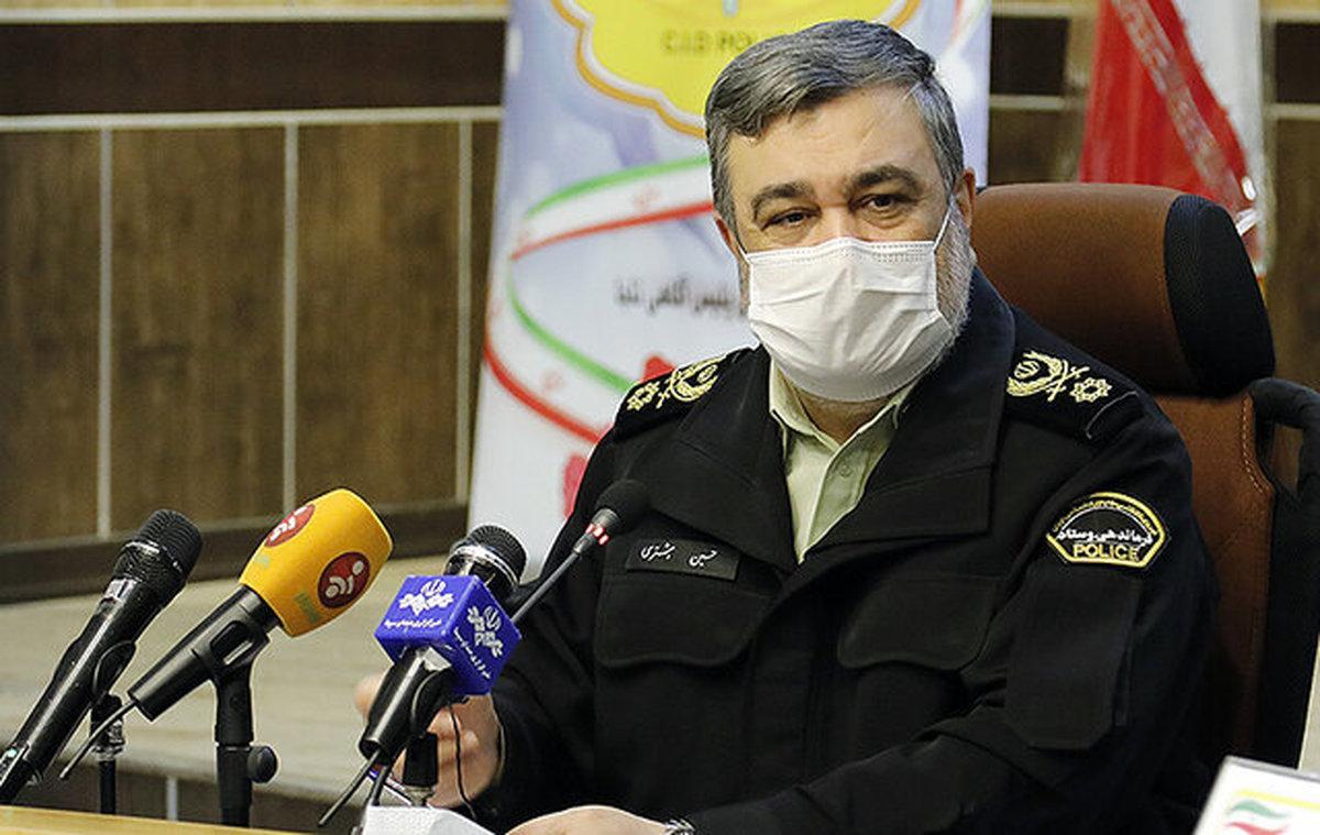 فرمانده ناجا   |   لزوم تجدید نظر در تخصیص بودجه به ناجا
