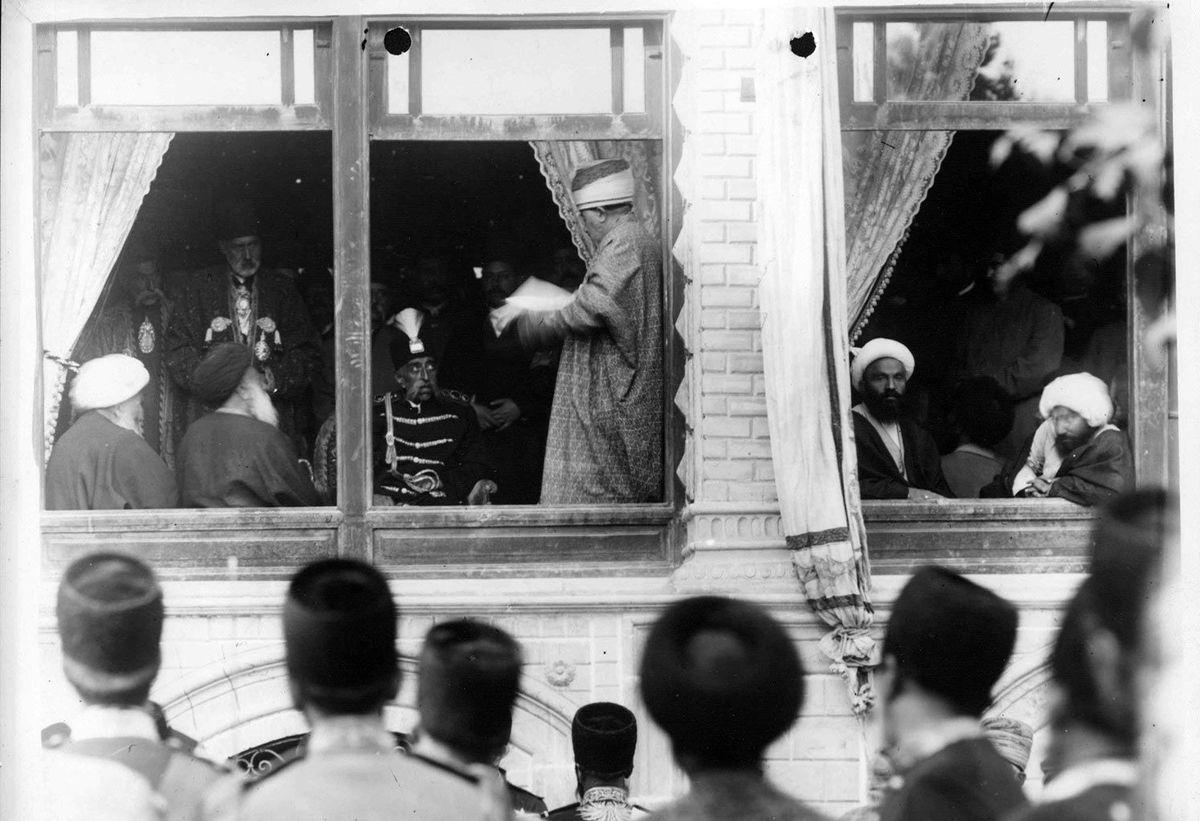 اولین انتخابات تاریخ ایران چه شرایطی داشت + تصاویر