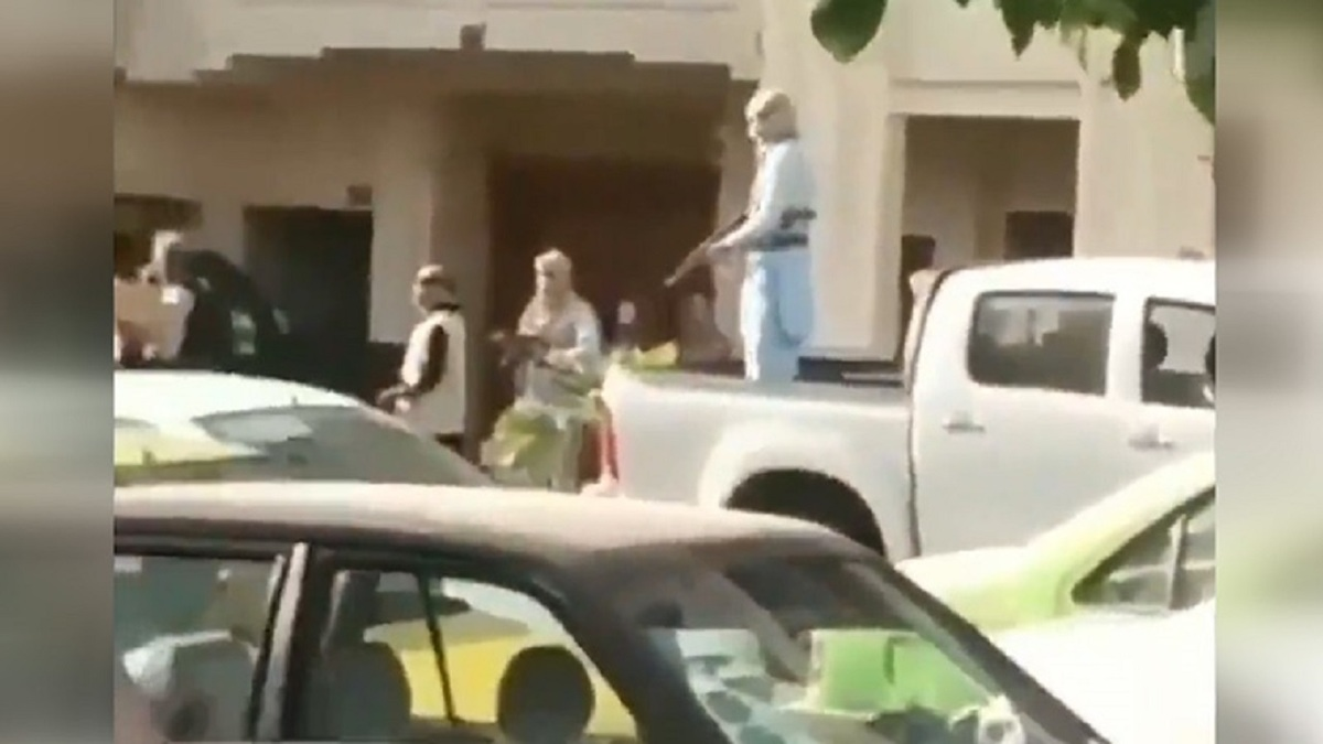 واکنش ناجا به فیلم حمله طالبان در تهرانپارس