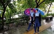 باران در بیش از ۱۱ استان طی ۴۸ ساعت آینده | اهواز و شهرکرد؛ گرمترین و سردترین مراکز استان