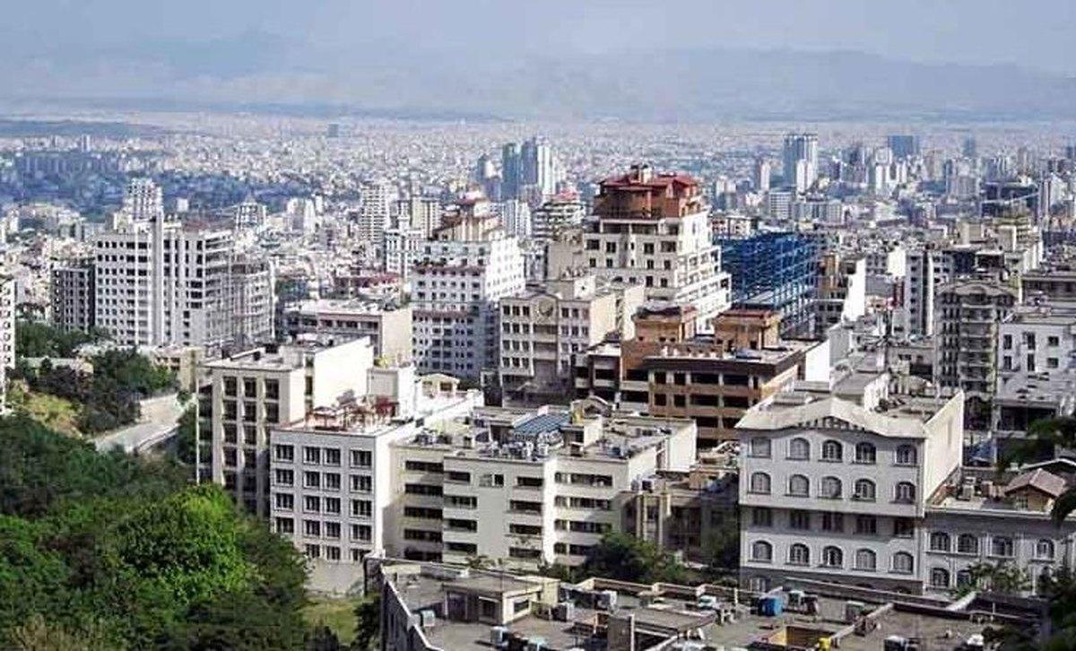 قیمت عجیب و غریب مسکن در تهران| مسکن در تهران زود به فروش نمی رود!