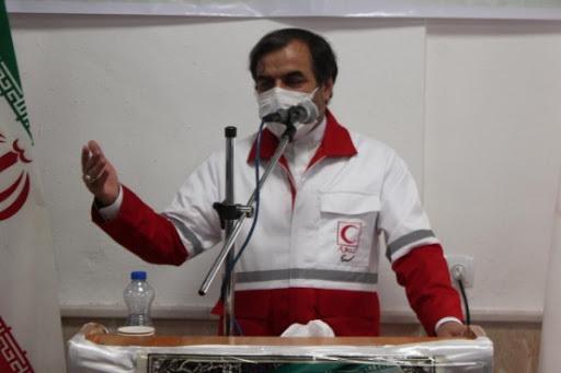 هلال احمر:وزارت بهداشت مجوز تهیه واکسن را دیر به جمعیت هلال احمر داد