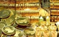 قیمت طلا و سکه ارزان و حباب طلا کوچکتر شد