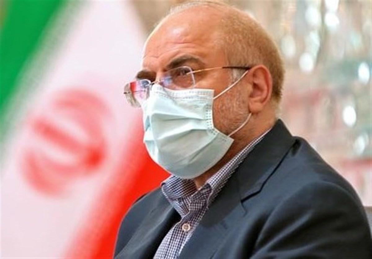 پیام مهم قالیباف ازطرف ایران به ولادیمیر پوتین  چیست ؟